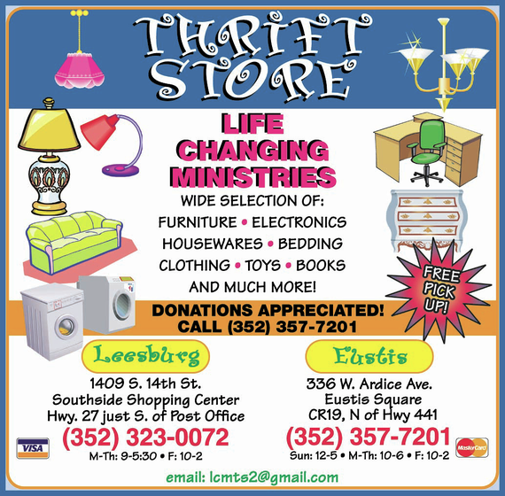 Lcm Thrift Store In The Villages Fl