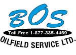 BOS Oilfield Service Ltd on COSSD