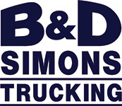 B & D Simons Trucking on COSSD