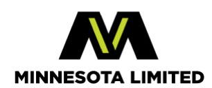Minnesota Limited LLC on COSSD