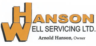 Hanson Well Servicing Ltd – on COSSD