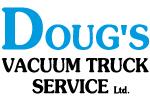 Doug's Vacuum Truck Service Ltd on COSSD
