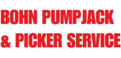 Bohn Pumpjack Picker & Crane Service on COSSD