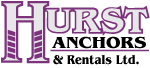 Hurst Anchors & Rentals Ltd on COSSD