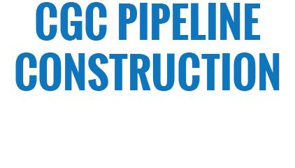 CGC Pipeline Construction on COSSD