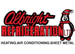 Albright Refrigeration Ltd on COSSD