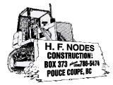H F Nodes Construction Ltd on COSSD