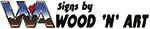 Signs by WOOD 'N' ART on COSSD