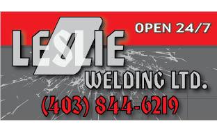 D Leslie Welding Ltd on COSSD